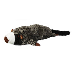 Plush Large Stuffed Road-Kill Raccoon Dog Toy 22""