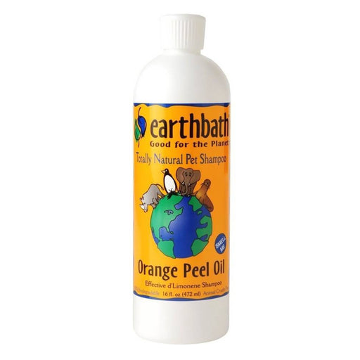 Earthbath Orange Peel Oil Pet Shampoo 16 fl oz