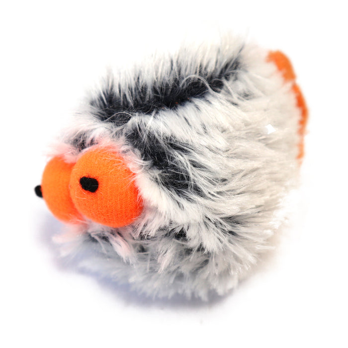 Soft Fish Cat Toy - Variety Colors