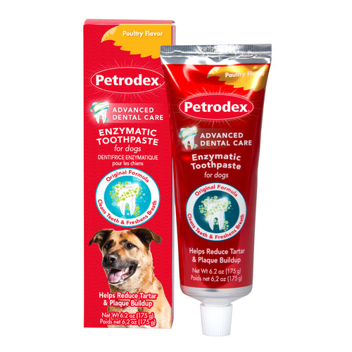 Petrodex Advanced Dental Care Natural Toothpase for Dogs