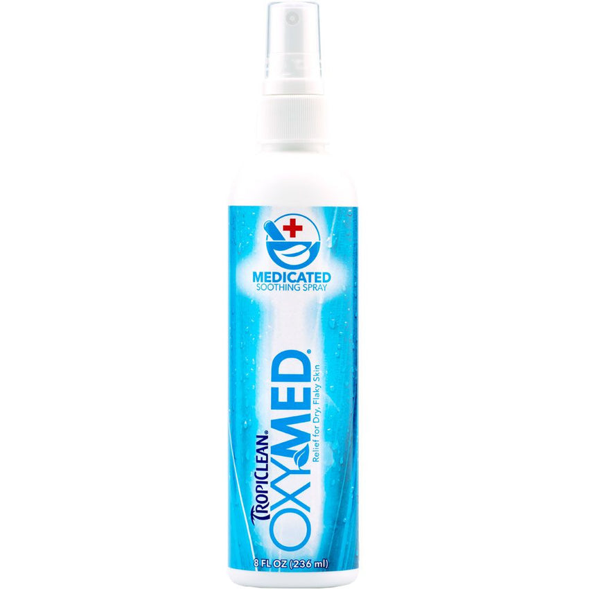 Tropiclean Oxymed Medicated Soothing Spray