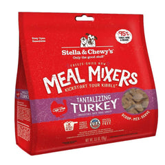 Stella & Chewy's Freeze-Dried Raw Meal Mixers - Tantalizing Turkey