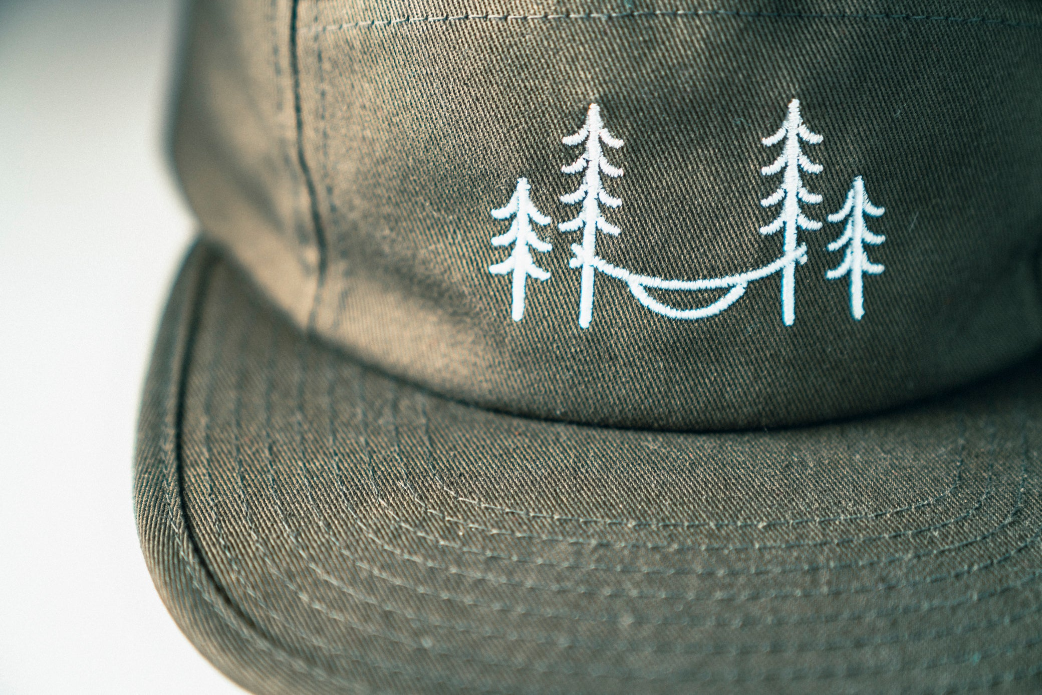 Traverse Five Panel Cap