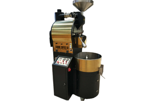 Gas or Electric Coffee Roaster Machines