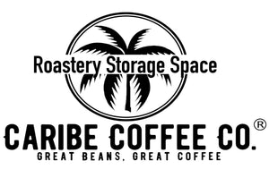 Roastery Storage Space