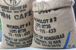 100% Arabica MICROLOT - SABER WHOLESALE