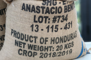 100% Arabica SPECIALTY SHG - Lempira WHOLESALE