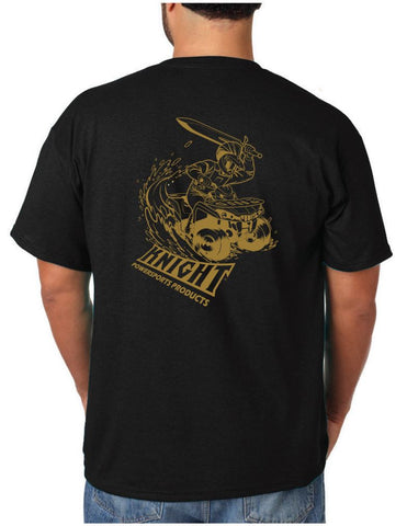 Knight Riders Tee-Shirt, Black