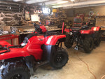Honda Foreman - Rubicon Display Lights Upgrade Pre-Order Early - Mid January delivery