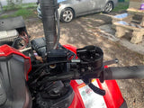 Honda Sure 4 with Tank Lever