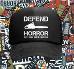 "Defend Horror ""Classic Chainsaw"" Hat"