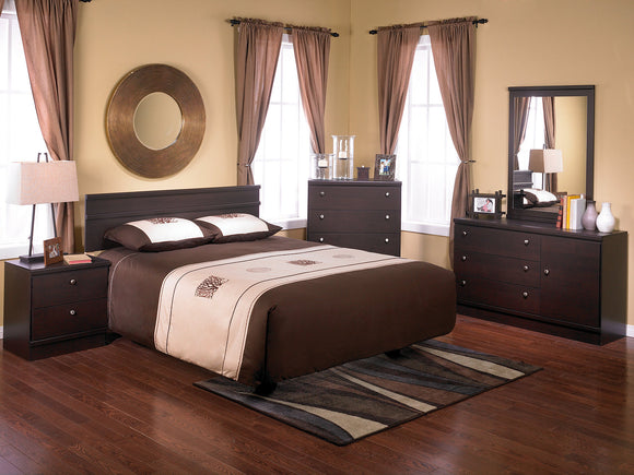 Dynamic Jasper 201 Bedroom Set