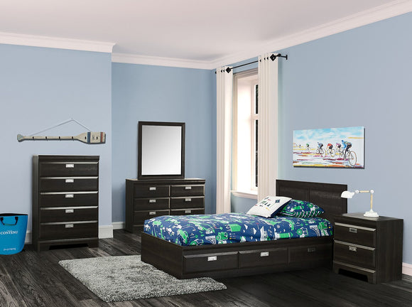 Dynamic Bruno Youth 261 Bedroom Set