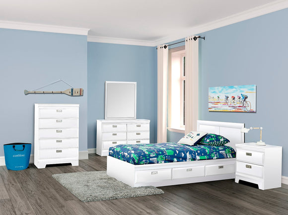 Dynamic Ashbro Youth 262 Bedroom Set