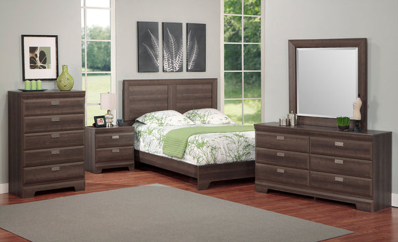Dynamic Pimlico 264 Bedroom Set