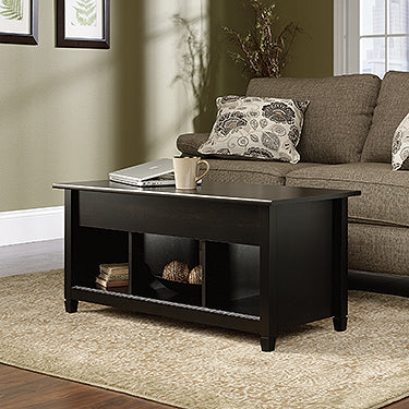 Sauder 414856 3 Piece Lift top Coffee Table And End Tables