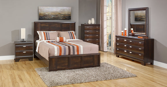 Dynamic Windsor 467 Bedroom Set