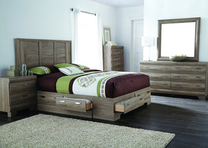 Dynamic Olivia 468 Bedroom Set