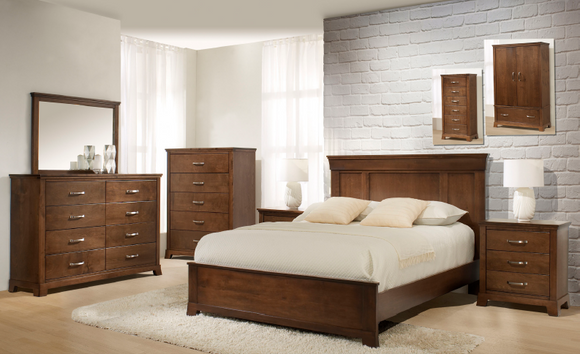 Ideal 4950 Bedroom Set