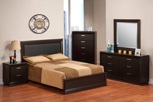 Dynamic 521 Barcelona Bedroom Set