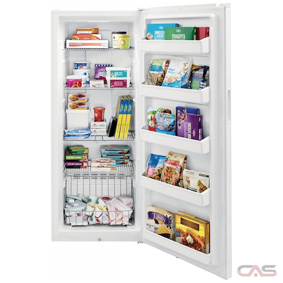 FRIG-FFFU13F2VW 13 CF UPRIGHT FREEZER