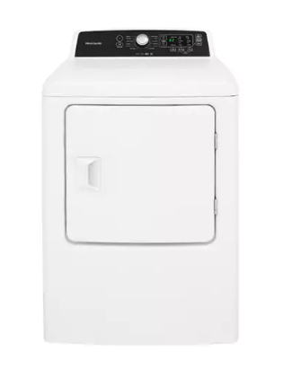 Frigidaire CFRE4120SW Front Load Dryer