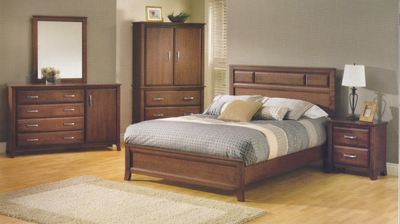 Ideal 5285 Bedroom Set