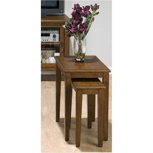 Jofran 073-7 Nesting Chairside Tables