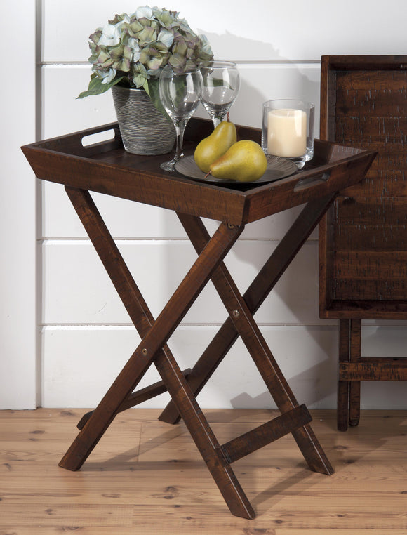 Jofran 730-11 Folding Accent Table