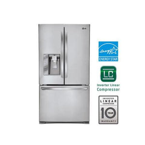 LG LFXC24766S 24 Cu. Ft. French Door Refrigerator