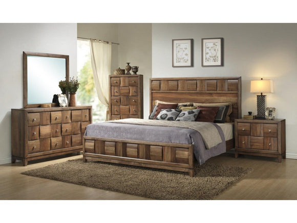 Lifestyle 5151 Bedroom Set Queen