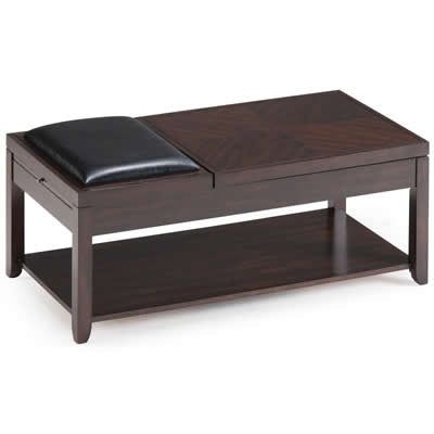 Magnussen T1423 Lift Top Cocktail Table