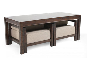 Magnussen T2357 Cocktail and End Tables