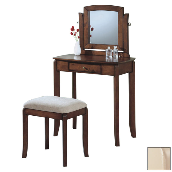 Monarch 1583 Vanity & Bench