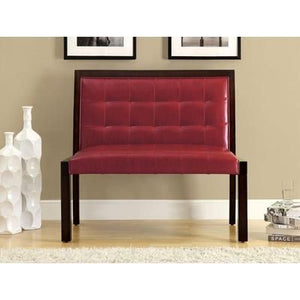 Monarch 4532 Burgundy Bench