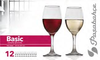 Wine Glass 12 pc PS01993