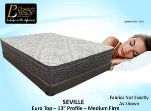 Posture Beauty Seville Mattress
