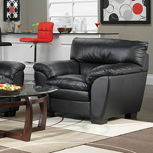 Titus T1180 Leather Chair
