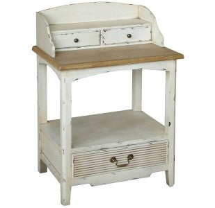 Worldwide 502-734 2 Tier Console Table