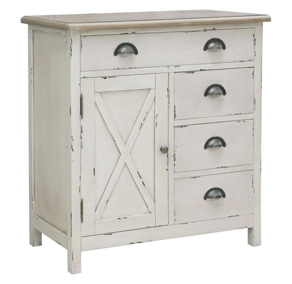 Worldwide 507-734 Rustic Cabinet