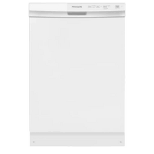 "Frigidaire FFCD2413UW 24"" Built-In Dishwasher"