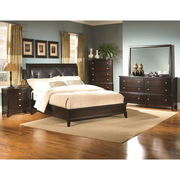 Lifestyle 7185 Bedroom Set Queen