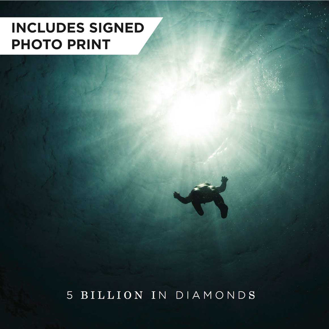 5 Billion In Diamonds (CD, LP)