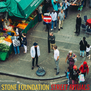 Street Rituals (CD, CD+DVD, LP)