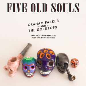 5 Old Souls - CD