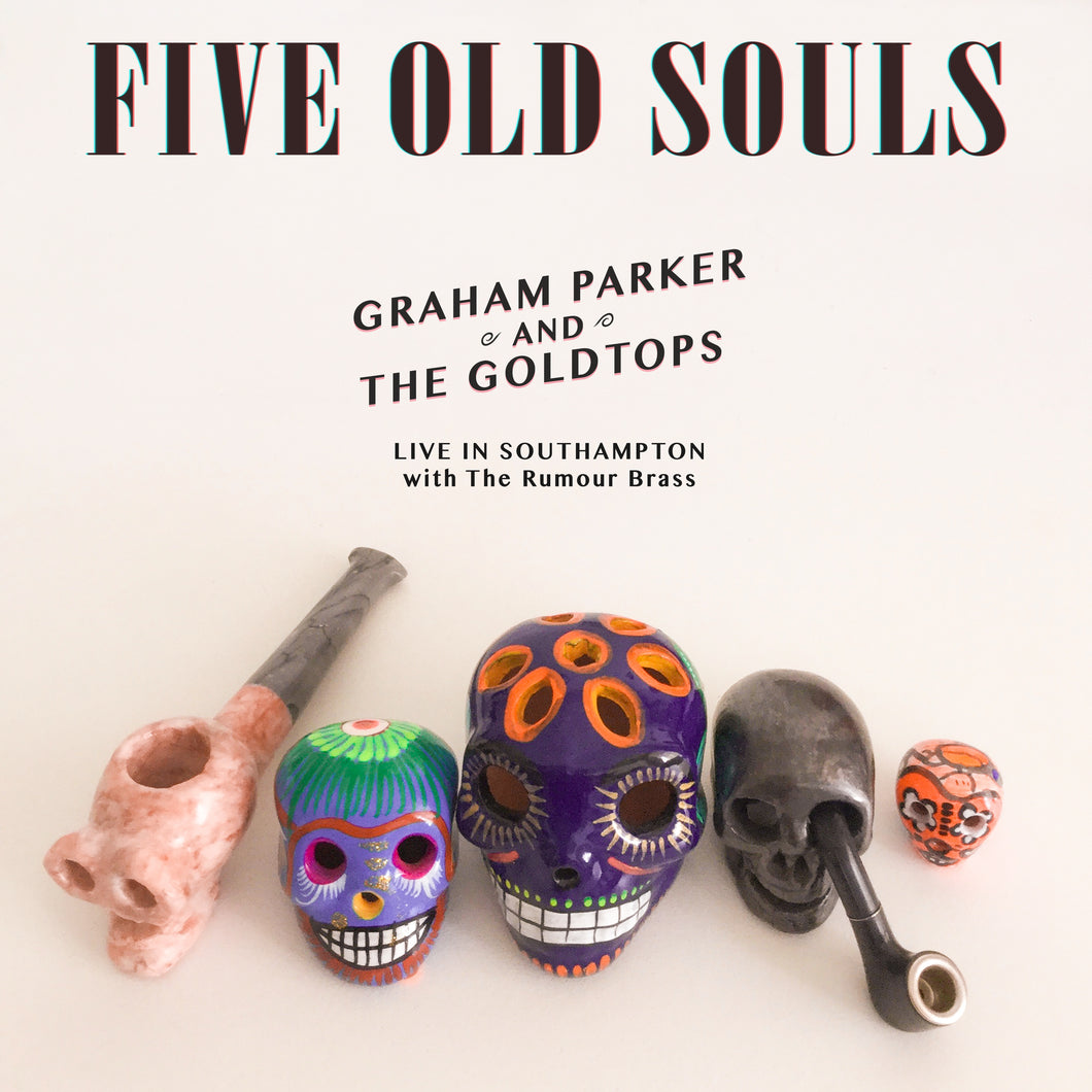 5 Old Souls - CD [Signed Copies Available]