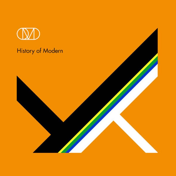 History Of Modern (CD,LP)