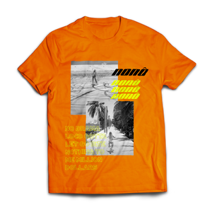 Nonô - T-shirt (Safety Orange)
