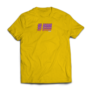 No Drama - T-shirt (Yellow)