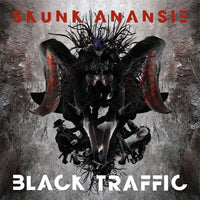 Black Traffic (CD,LP) [SIGNED COPIES AVAILABLE]